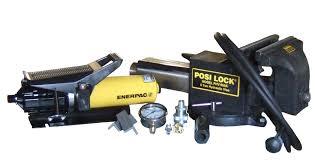 Hydraulic Bench Vise WPa133Hydraulic Bench Vise