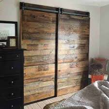 creative of sliding barn doors for closets with best 25 door throughout closet designs 7
