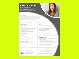 free cv template download with photo free printable modern resume templates download them or print
