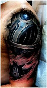 30 Stunning 3d Tattoos That Appears To Jump Off The Skin