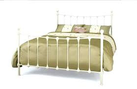 Wood And Wrought Iron Beds New Bed Frames King Size Furniture ...