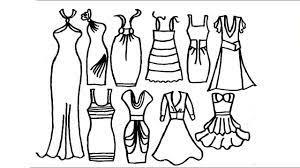 Tổng hợp các bức tranh tô màu váy công chúa đẹp nhất cho bé   Mẫu váy, Công  chúa, Bộ sưu tập