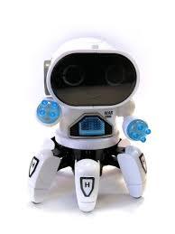 <b>Робот</b> веселый <b>паук</b>(движение, свет, музыка) ZORMAER ...