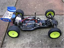 Atomic Carbon CR2 mid motor XXX RC10Talk
