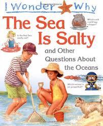 i wonder why the sea is salty pb anita ganeri 8601417361016 amazon books