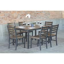 elan furniture elan furniture loft  piece dining set  home