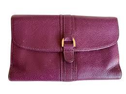 longchamp purses wallets cases purses wallets cases leather purple ref 31656