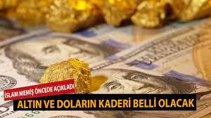 Altın Dolar TL'nin Kaderi Belli Olacak! İslam Memiş Karar Öncesi Rakamları  Açıkladı