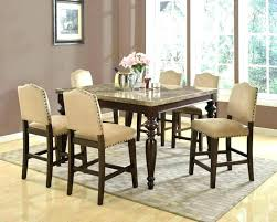 awe inspiring counter height dining table and chairs 9 piece pub sets bar kitchen set tables