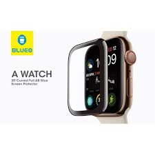 <b>Blueo 3D</b> Tempered Glass Screen Protector for Apple Watch 4 & 5 ...