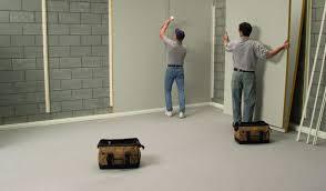 Basement Renovation Philadelphia PA NJ DE - Diy basement wall panels