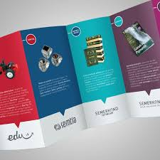 4 Sided Brochure Template 4 Fold Brochure Template Psd Psdcovers Leaflet Download Synaxarium