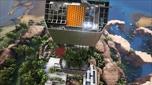 Ark Survival Base Designer Ark Survival Evolved Tek Base Design Tek Skyscraper Ark