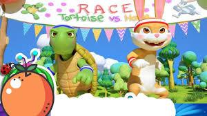 Nhạc Thiếu Nhi ♫ Bài Hát The Tortoise and the Hare ♫ Nhạc Cho Bé Hay Nhất |  Kids songs, Abc kids tv, Abc for kids