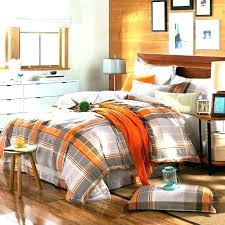grey and brown bedding bright orange comforter sets burnt gray and set brown bedding quilts grey