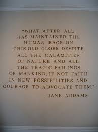 Jane Addams Famous Quotes