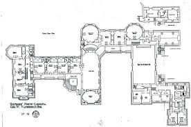 estate house plans. Biltmore House Floor Floorplan Estate Plans T