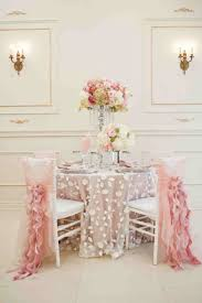 Simple Elegant Wedding Decor Elegant Pink Wedding Decor Elegantweddingca