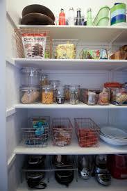 Kitchen Pantry Door Organizer Kitchen Small Space Pantry Idea 16 Small Pantry Organization Ideas