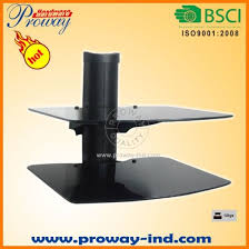 china double wall shelf for dvd player
