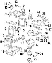 Chevy Tailgate Diagram
