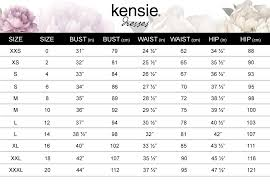 Kensie Dresses Golden Floral Lace Fit And Flare Dress