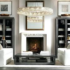 rh modern chandelier crystal halo vintage luxury