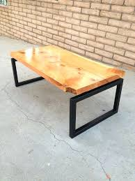 juniper coffee table modern floating live edge wood slab coffee table top with steel juniper dell juniper coffee table