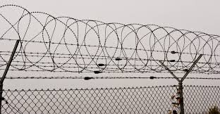 Barbed wire fence by archaeopteryx stocks on DeviantArt