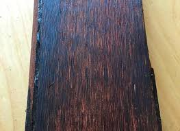 reclaimed rhodesian teak parquet flooring bitumen