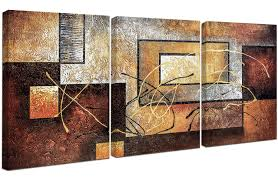 Painting Canvas Amazoncom Phoenix Decor Abstract Canvas Wall Art Paintings On