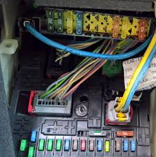 dash cam hard wire fuse question? peugeot forums 2004 Nissan Maxima Fuse Box Diagram 407 coupe 2 0 hdi 2008 fuse box jpg