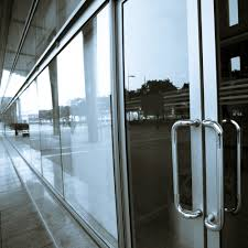 commercial front sliding glass door repair