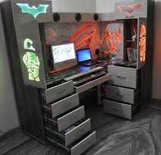 computer desk build with pc inspirations 4 architecture watercooled pc desk mod