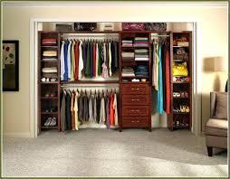 5 foot closet organizer closet system home depot closet organizer closetmaid 5 8 ft closet organizer