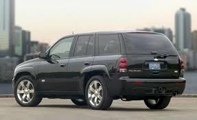 2007 Chevrolet TrailBlazer Specs and Photos | StrongAuto