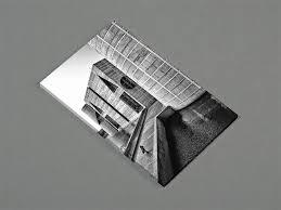 Architect Business Card By José Ernesto Rodríguez Dribbble