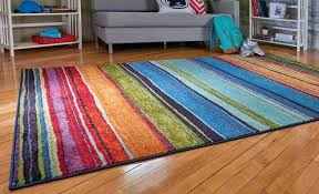 dorm room carpet it yourself college s rainbow stripe area rug target carpets