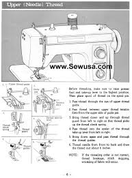How To Use The Brother Sewing Machine