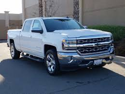 Used 2016 Chevrolet Silverado 1500 LTZ in Houston, TX