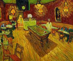 post impressionism vincent van gogh night cafe 1888