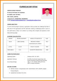 Job Resume Format Download Pdf Resume Ideas