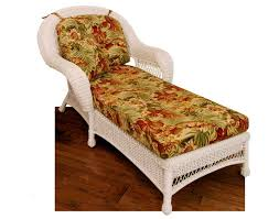 wicker domain chaise lounge cushions chair round bistro pads white gloss dining set futon mattress covers