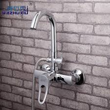 get ations ya zhu xiu multifunction bathtub shower faucet into the wall full of hot and cold water