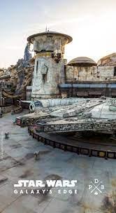Galaxy's Edge at Disneyland Resort ...