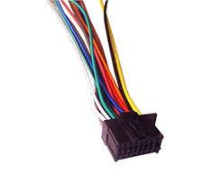 amazon com kenwood kdc mp368bt player wiring harness plug kenwood kdc mp368bt player wiring harness plug