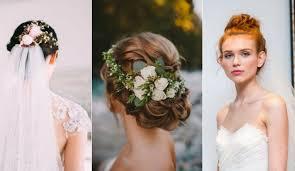 Lásky čas Nejkrásnější Svatební účesy Pro Jarní I Letní Nevěsty