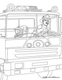 Small Picture Fire Truck Coloring Pages Calendar Pinterest Fire trucks