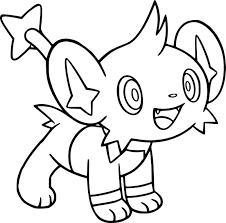 Belle Imprimer Des Coloriages De Pokemon