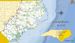 Ncdot Evacuation Routes